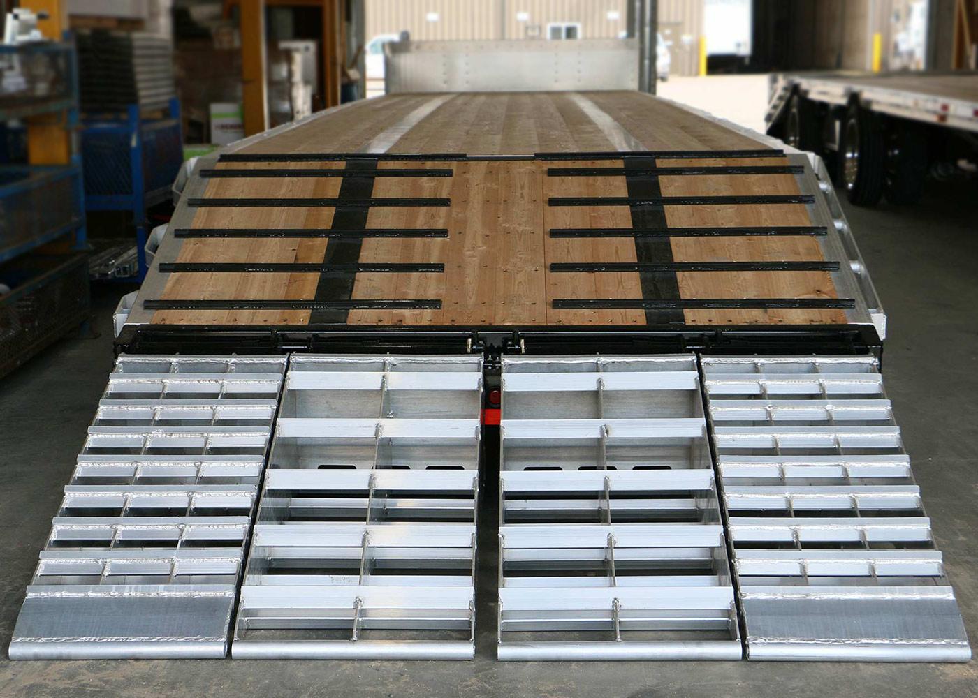 Aluminum Beavertail
