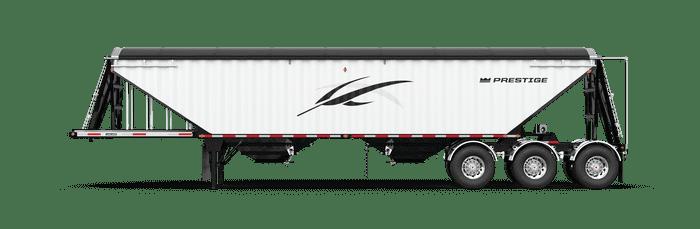 Steel Hopper Tri-Axle